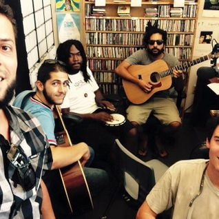 Irie Lions Live at KXUA Sept 2015