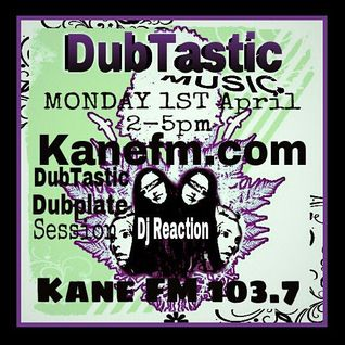 Nicole Finnerty Presents DubTastic Music Kane FM 1st April 2013