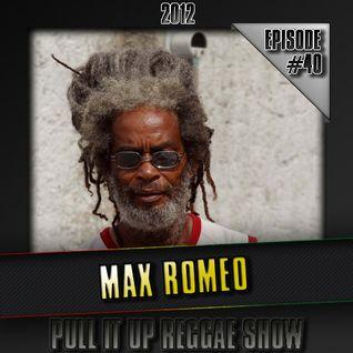 Pull It Up Show - Episode 40 (Saison 3)