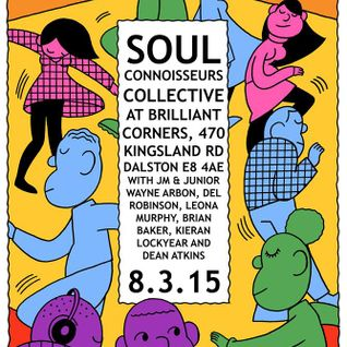 Soul Connoisseurs Collective 8th March 2015 - Kieran Lockyear