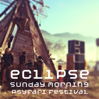 Ecl1pse @ Sunday Morning Psyfari Festival 2013 electro-swing session