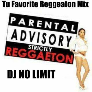 """Tu Favorite Reggeaton Mix"""