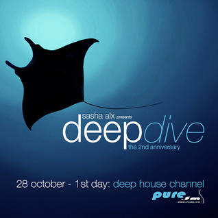 Ilias Katelanos - The 2nd Anniversary Of Deep Dive (day1 pt.18) [28-29 Oct 2012] on Pure.FM