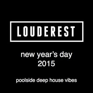 Louderest NYD 2015 Deep House Mix