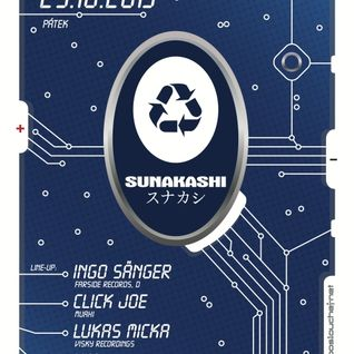 Sunakashi Podcast 08 - Mixed Live at Kozarov Open Air by Vik