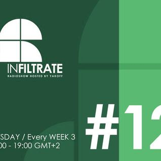 Yakoff - Infiltrate #12 On InsomniaFM (February 2011)