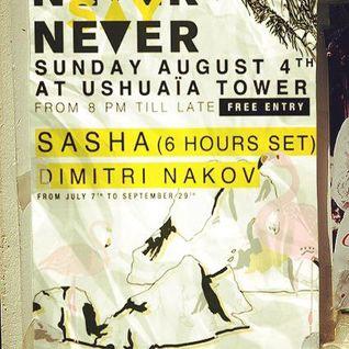 Dimitri Nakov, Never Say Never, Snippet
