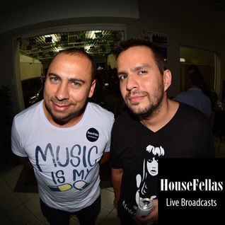 Sidney Gomes & Bruno Gouvea 50 Min DJ Set @ HouseFellas 09