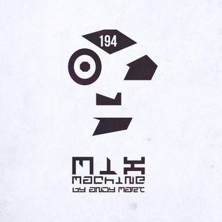 Andy Mart - Mix Machine@DI.FM 194