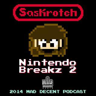 MDWWR #85: SASKROTCH- Nintendo Breakz 2