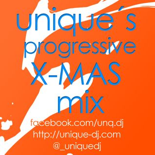 unique´s progressive X-MAS mix