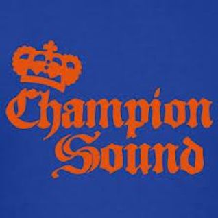 4cr001-My Sound is a Champion Sound