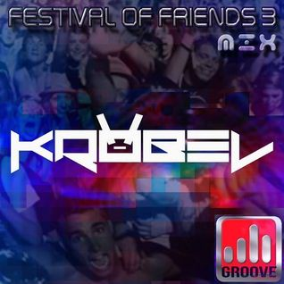 Festival Of Friends By Kröbel