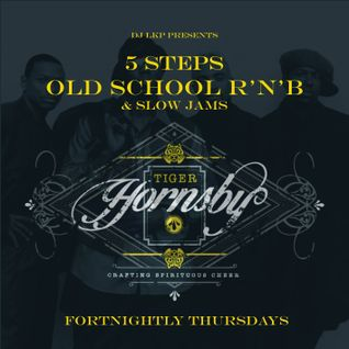 5 Steps : Thursdays at Tiger Hornsby