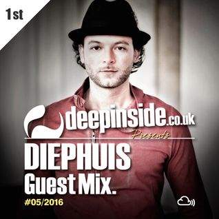 DEEPINSIDE presents DIEPHUIS (Exclusive Guest Mix)