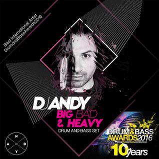 DJANDY - BIG BAD & HEAVY