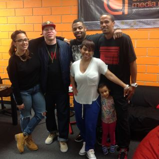 The Kickback Show EPISODE 12 {featuring Krondon}