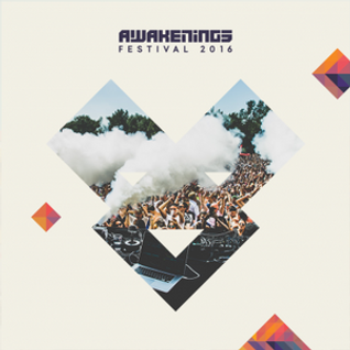 Oliver Koletzki @ Awakenings Festival 2016 Day Two (26-06-2016)