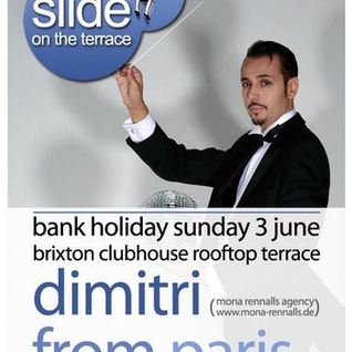 Dimitri From Paris - Live @ Brixton Clubhouse, London (03-06-2012)