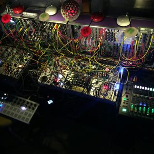 Hataken modular synthesizer 100min. live @ SYNVISION Mar26 2016