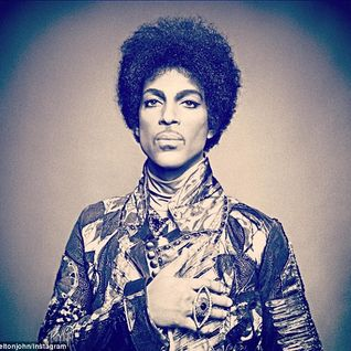 A purple Wave : Prince by DJ Damage