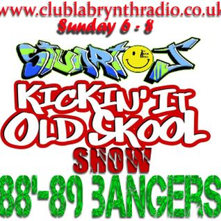 Kicking it Old Skool - CLR - 88-89 Bangers part I