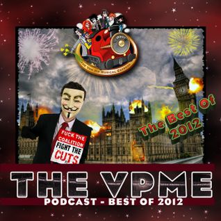 The Von Pip Musical Express - Best of 2012 Podcast