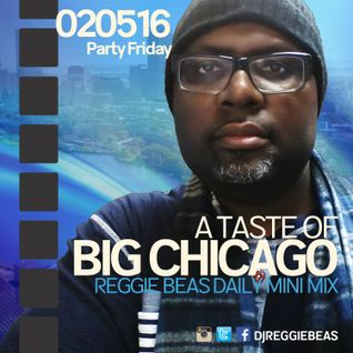 A Taste Of Big Chicago (Party Friday)-February 5th, 2016