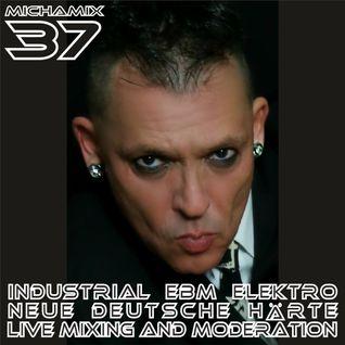 Industrial EBM Elektro Neue Deutsche Härte Live mit Moderation