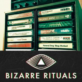 Bizarre Rituals Radio Show 06 - OCTOBER 2014 (Featuring exclusive mix by Scott Gordon)