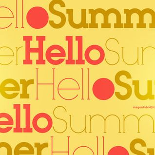 Tom Symon - Hello Summer Mix 2013