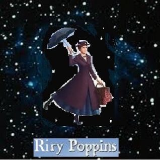 Riry Poppins lost in space!
