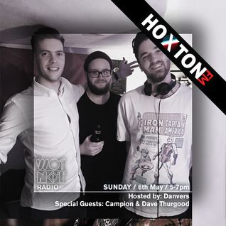 WotNot Radio 094 - Danvers w/ Campion & Dave Thurgood