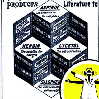 Aspirin's Anniversary - Naked Scientists 11.03.06