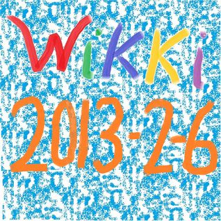 Wikki-Mix 2012/02/06