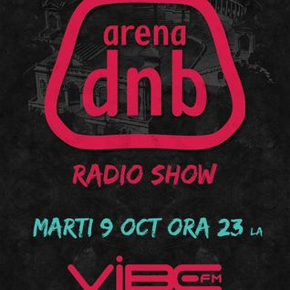 Grid @ Arena Dnb Radio Show on Vibe Fm 09.10.2012.