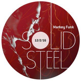 Solid Steel Radio Show 12/2/2016 Hour 2 - Markey Funk