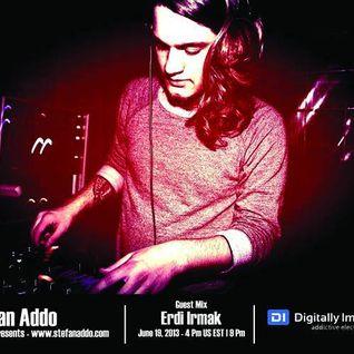 Guest Mix Erdi Irmak - e11even Presents Vol.6 [June 2013] On Digitally Imported Radio