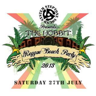 The Hobbit Reggae Beach Party 2013