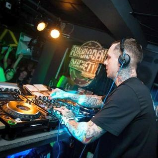 Audio (Virus Recordings, Blackout Music, Run DNB) @ Storm Club - Prague (17.01.2014)