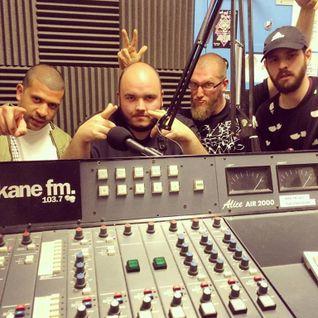 Suspect Packages Radio Show ft. Moose Funk Squad live (Kane FM) 06/06/16