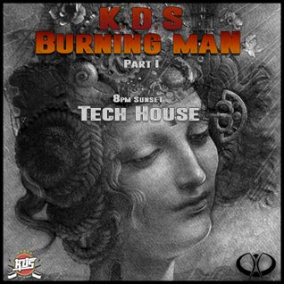 K.D.S - Burning Man 2016 - 8PM Sunset - Tech House