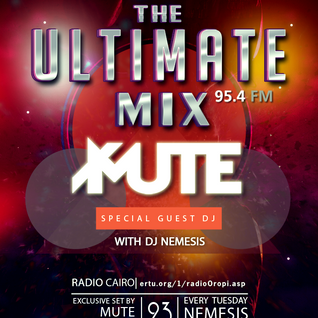 Nemesis - The Ultimate Mix Radio Show (057) 23/02/2016 (Guest Mute)