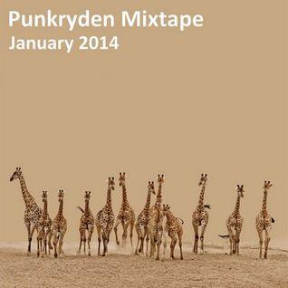 Punkryden Mixtape : January 2014