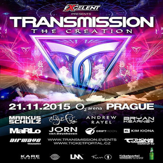Transmission 2015 The Creation – Markus Schulz Live (Prague) 11-22-2015
