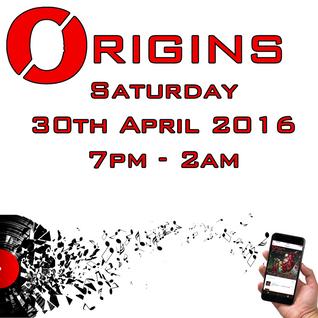 Live 'Origins' set - Old Skool - April 2016