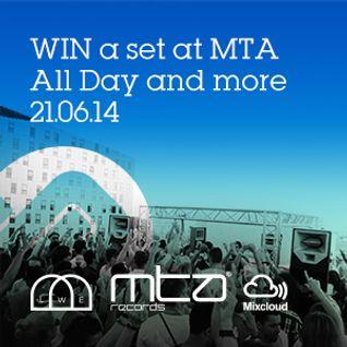 MTA Summer 2014 Mix Competition – Speedy Darky