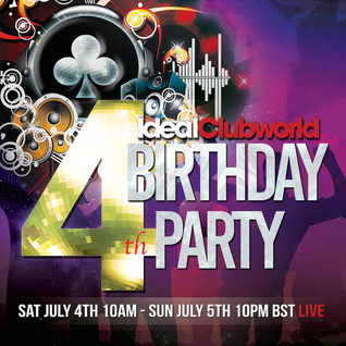 Weymo-IdealClubWorld-4th-Birthday-Sat-Show