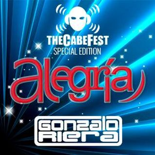 TheCabeFest & Rheo Group - pres. Alegria - Gonzalo Riera Main Set (The Moment of Fly)