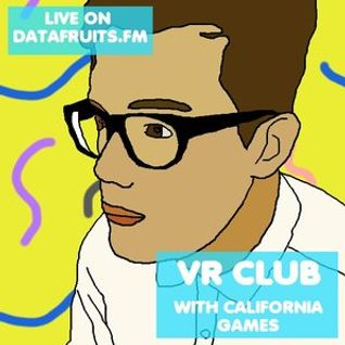 VR Club on Datafruits - California Games and Vanilla Snickers - 3rd July 2016